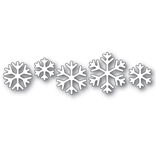 Simon Says Stamp SENSATIONAL SNOWFLAKES Wafer Dies s476 Diecember Preview Image