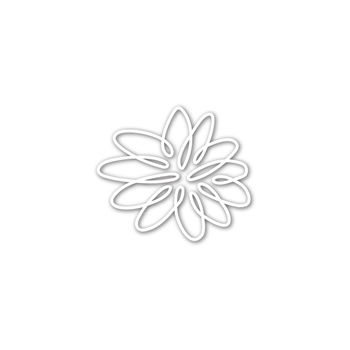 Simon Says Stamp SPIRAL FLOWER Wafer Dies sssd111768 Diecember