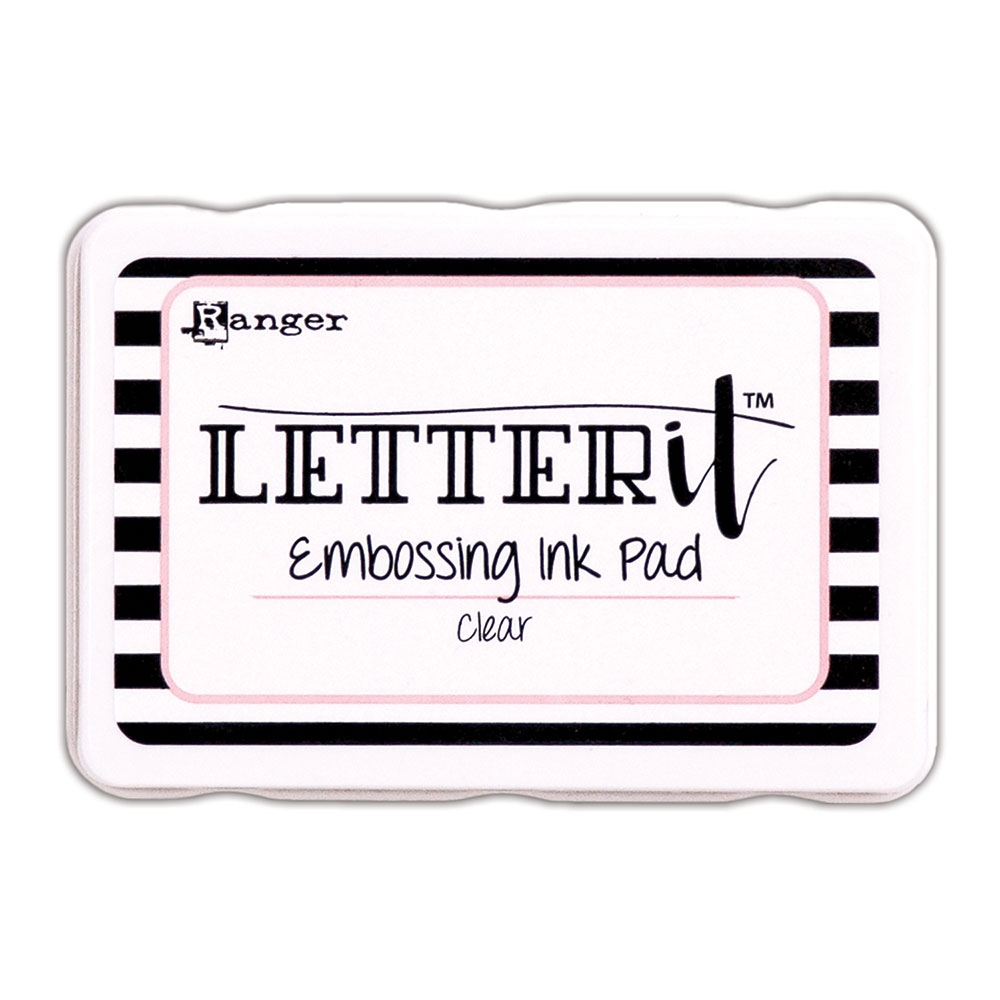Ranger EMBOSSING PAD Letter It lei58809 zoom image