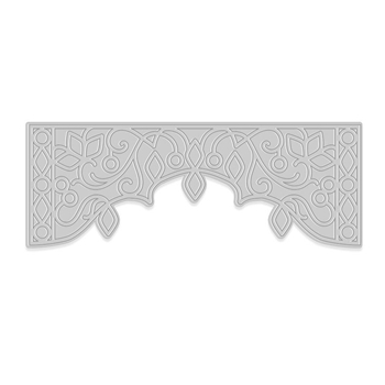 Hero Arts Fancy Dies FILIGREE BORDER DI461