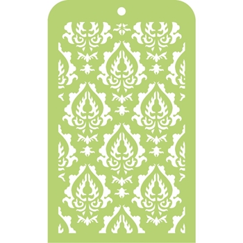 Kaisercraft DAMASK Mini Designer Template IT027