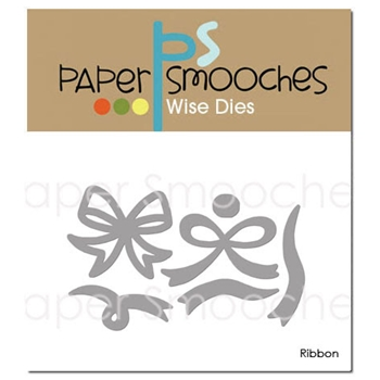 Paper Smooches RIBBON Wise Dies DED420
