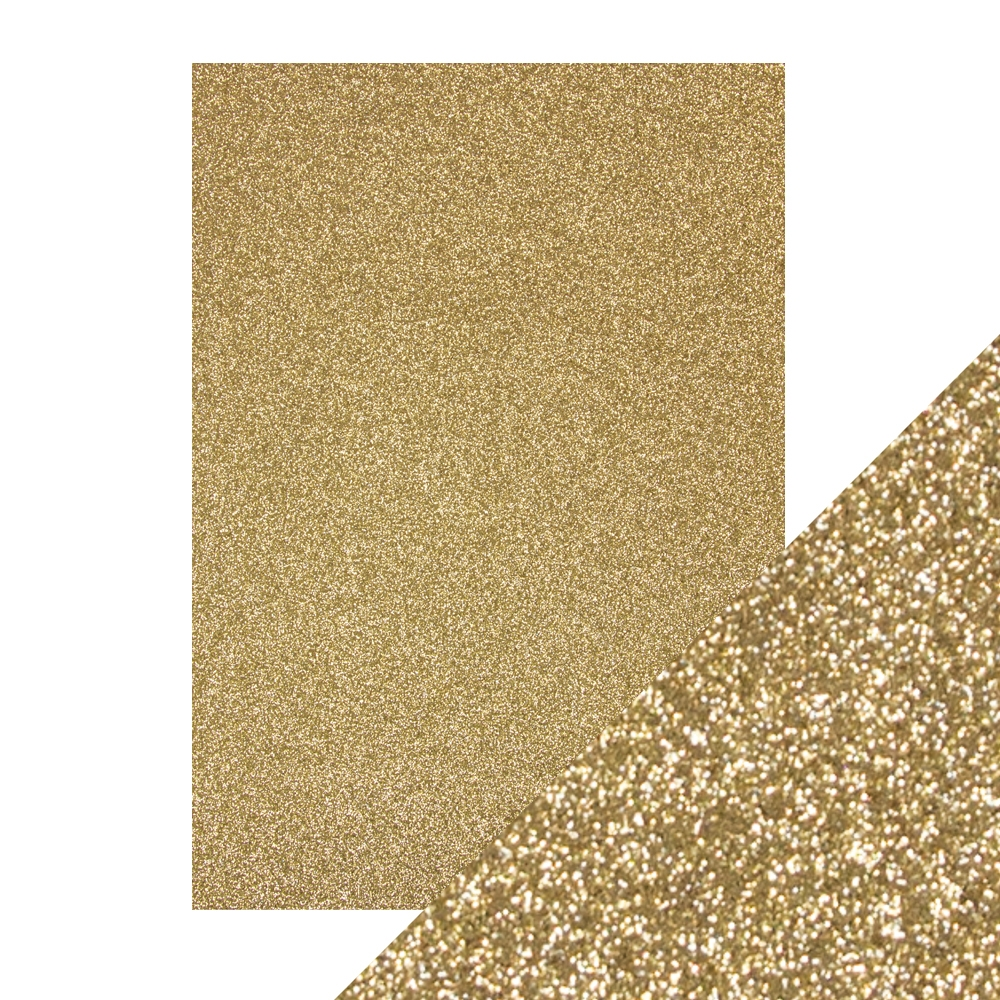 Tonic GOLD DUST A4 Glitter Cardstock 9940e zoom image