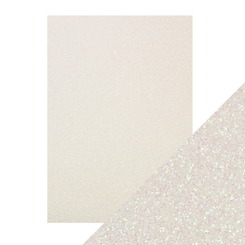 Tonic SUGAR CRYSTAL A4 Glitter Cardstock 9948e* Preview Image