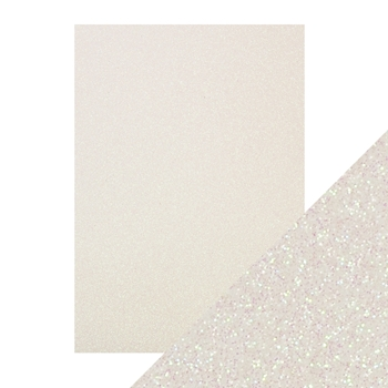 Tonic SUGAR CRYSTAL A4 Glitter Card 9948e