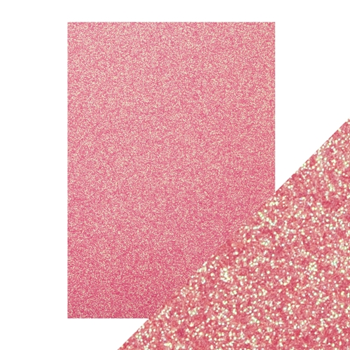 Tonic OPULANT ORCHID A4 Glitter Cardstock 9949e Preview Image