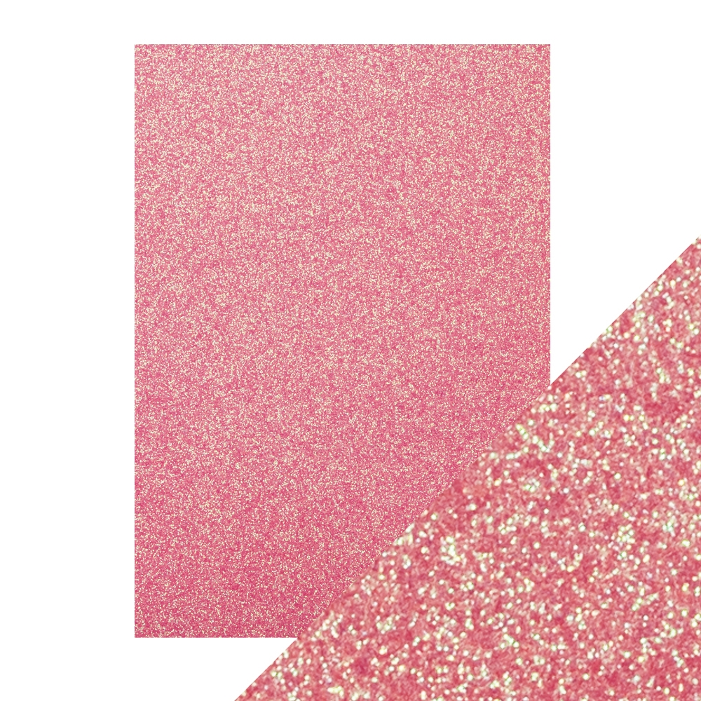 Tonic OPULANT ORCHID A4 Glitter Cardstock 9949e zoom image