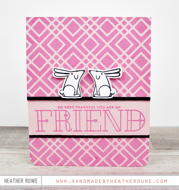 Simon Says Stamp Best Friends Clear Stamp Set