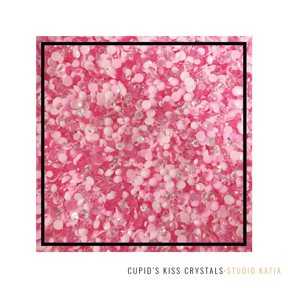 Studio Katia Cupids Kiss Crystals