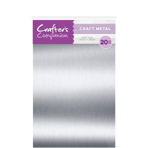 Crafter's Companion METAL Craft Material Pack cc-metal Preview Image