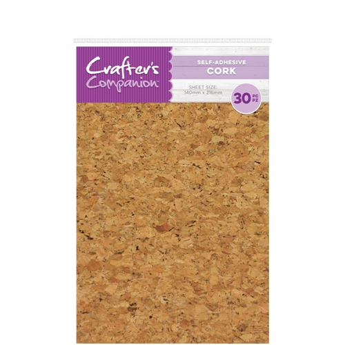 Crafter's Companion CORK Craft Material Pack cc-cork* Preview Image