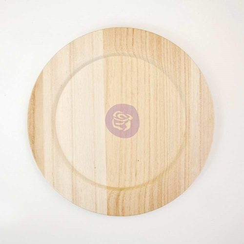 Prima Marketing 10 INCH WOOD PLATE BLANK 816858* Preview Image