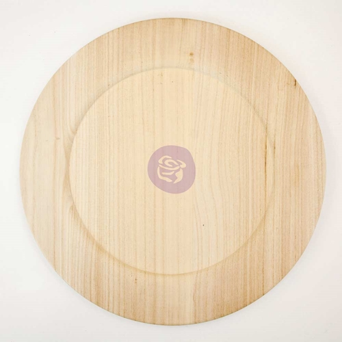Prima Marketing 14 INCH WOOD PLATE BLANK 816872* Preview Image