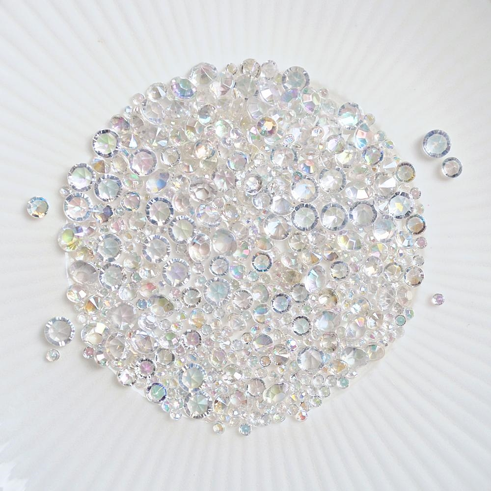 Little Things From Lucy's Cards DIAMONDS OPALESCENT LBJ21 zoom image