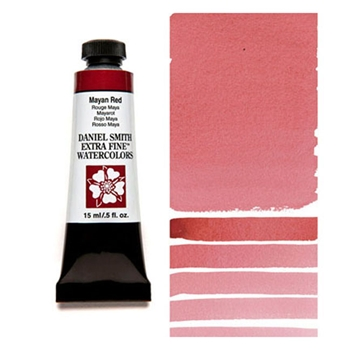 Daniel Smith MAYAN RED 15ML Extra Fine Watercolor 284600217