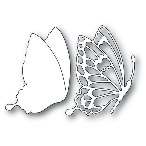 Memory Box DRIFTING SIDE BUTTERFLY Craft Die 99900 Preview Image