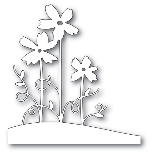 Memory Box PAINTED FLOWER STEMS Craft Die 99942 Preview Image