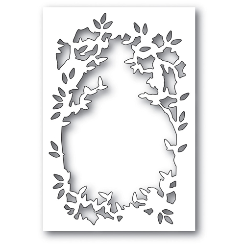 Memory Box WOODLAND GLIMPSE COLLAGE Craft Die 99962 Preview Image