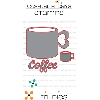 CAS-ual Fridays COFFEE CUP Fri-Dies CFD1801