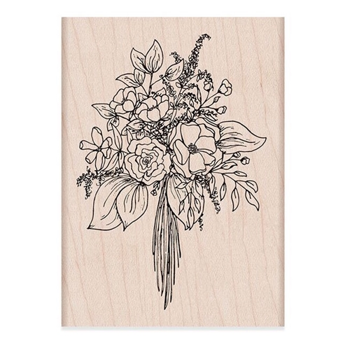 Hero Arts Rubber Stamp BOUQUET K6278* Preview Image