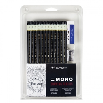 Tombow MONO DRAWING PENCIL SET 51523
