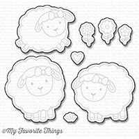 My Favorite Things EWE AND ME FOREVER Die-Namics MFT1235