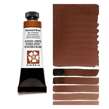 Daniel Smith PERMANENT BROWN 15ML Extra Fine Watercolor 284600068