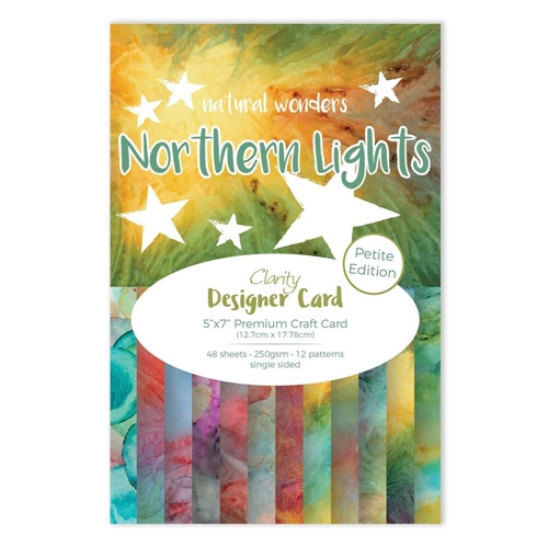 Claritystamp NORTHERN LIGHTS 5x7 Petite Designer Card accca3055357 Preview Image