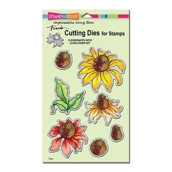 Stampendous CONEFLOWER DIE CUT SET dcs5104