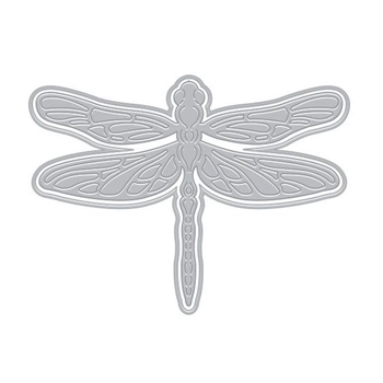 Hero Arts Fancy Die Paper Layering DRAGONFLY with Frame DI454