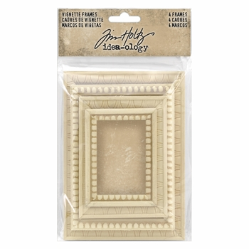 Tim Holtz Idea-ology VIGNETTE FRAMES th93694