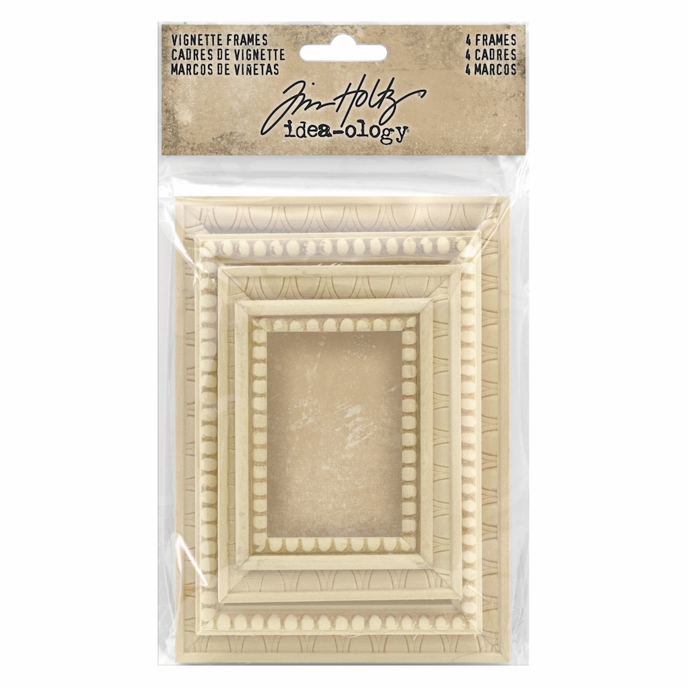 Tim Holtz Idea-ology VIGNETTE FRAMES th93694 zoom image