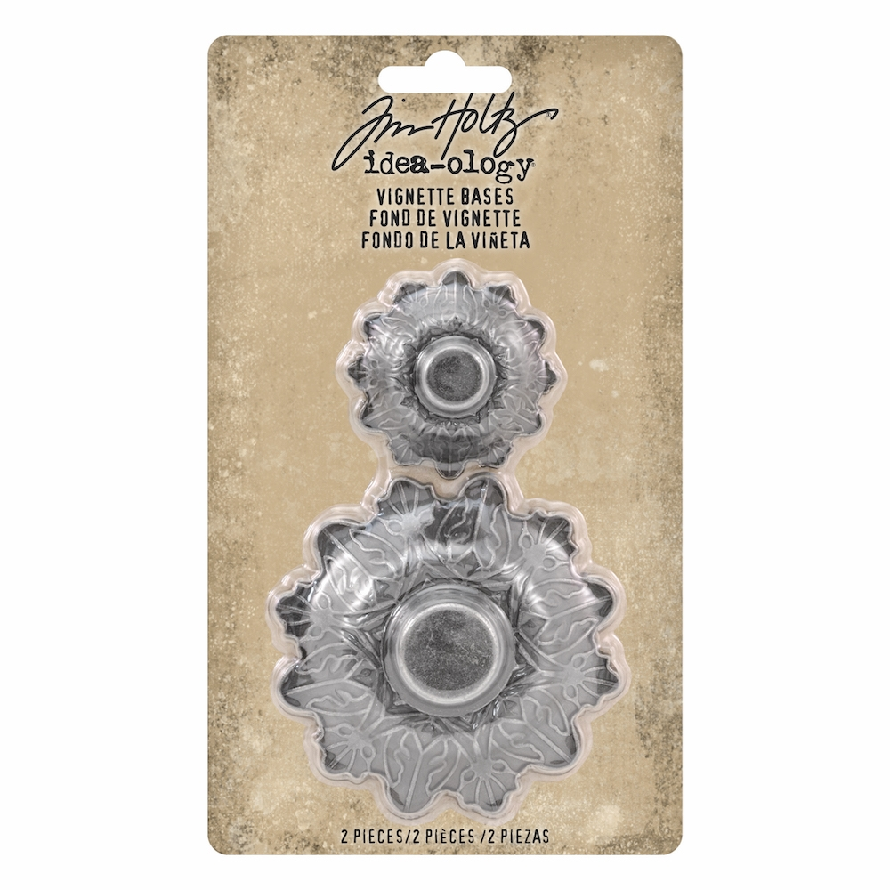 Tim Holtz Idea-ology VIGNETTE BASES th93709 zoom image