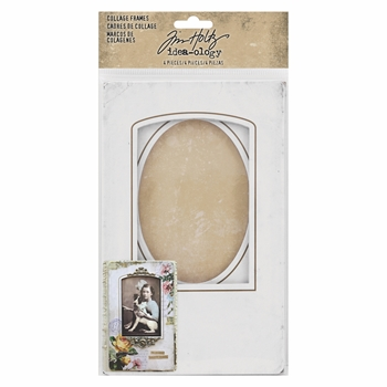 RESERVE Tim Holtz Idea-ology COLLAGE FRAMES th93711