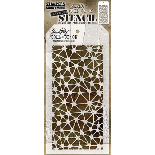 Tim Holtz Layering Stencil ORGANIC THS106 Preview Image