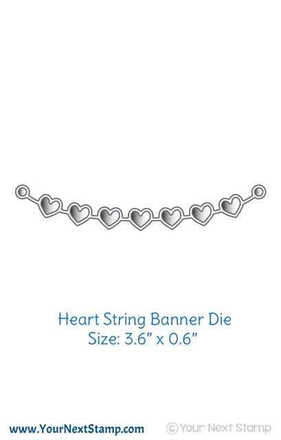 Your Next Die HEART STRING cynsd701 zoom image
