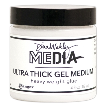 RESERVE Dina Wakley Ranger ULTRA THICK GEL MEDIUM mdm62349