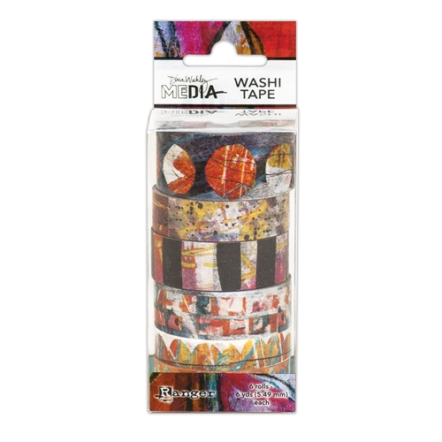 Dina Wakley Ranger WASHI TAPE 2 Media mda59981 Preview Image