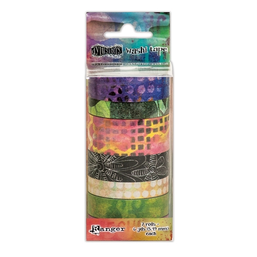 Ranger Dylusions WASHI TAPE #3 dya59967 Preview Image
