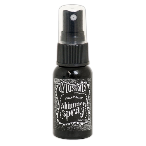 Ranger Dylusions BLACK MARBLE Shimmer Sprays dyh60765 Preview Image