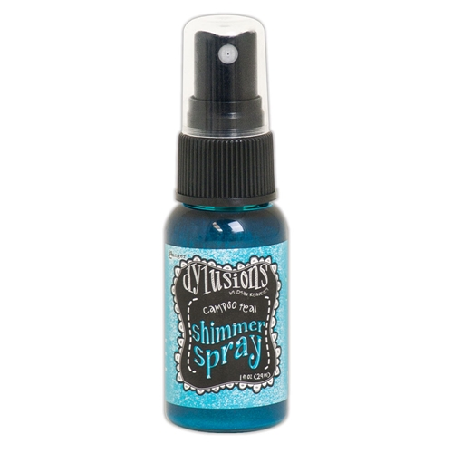 Ranger Dylusions CALYPSO TEAL Shimmer Sprays dyh60789 Preview Image