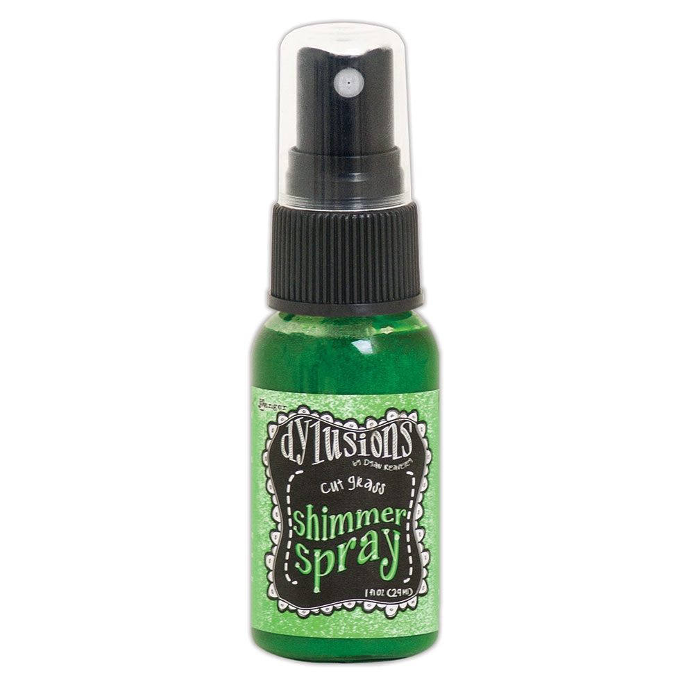 Ranger Dylusions CUT GRASS Shimmer Sprays dyh60802 zoom image