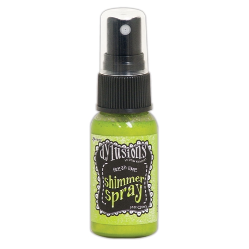Ranger Dylusions FRESH LIME Shimmer Sprays dyh60819 Preview Image