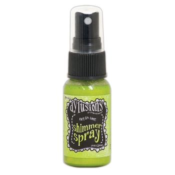 RESERVE Ranger Dylusions FRESH LIME Shimmer Sprays dyh60819