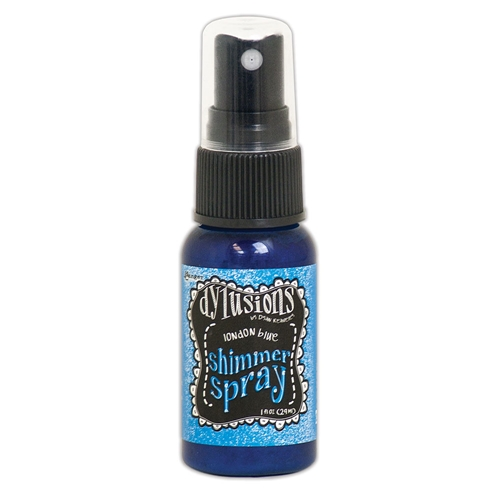 Ranger Dylusions LONDON BLUE Shimmer Sprays dyh60833 Preview Image