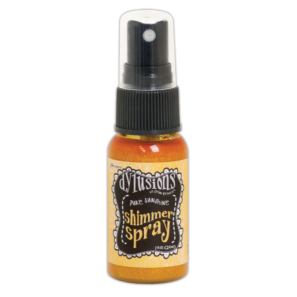 Dylusions Pure Sunshine Ink Spray