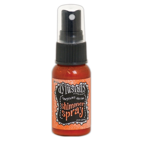 Ranger Dylusions TANGERINE DREAM Shimmer Sprays dyh60871 Preview Image