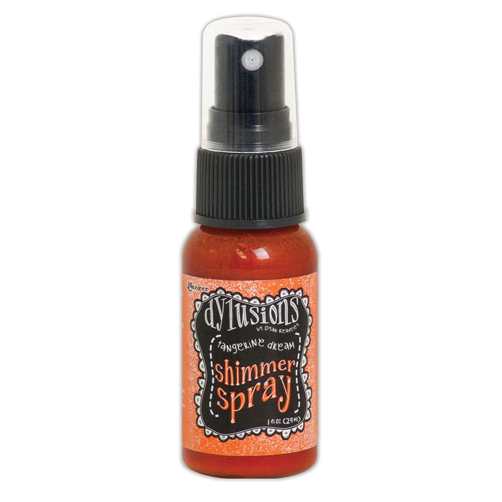 Ranger Dylusions TANGERINE DREAM Shimmer Sprays dyh60871 zoom image