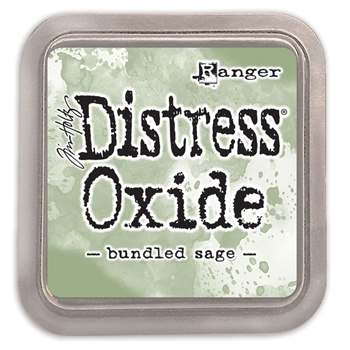 Tim Holtz Distress Oxide Ink Pad BUNDLED SAGE Ranger tdo55853