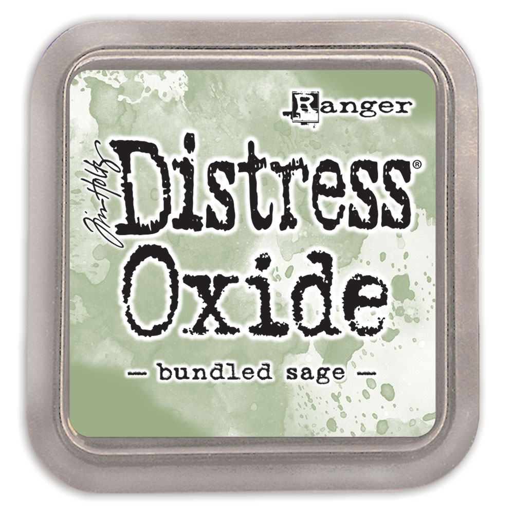 Tim Holtz Distress Oxide Ink Pad BUNDLED SAGE Ranger tdo55853 zoom image